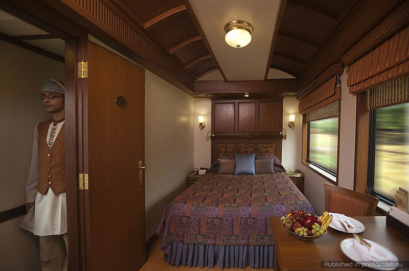 Самый дорогой поезд Азии, Экспресс Махараджей, maharaja express train